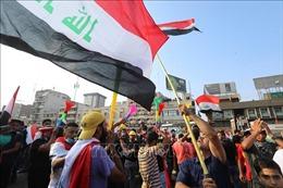 Tuần hành lớn tại Iraq phản đối chính quyền, Mỹ và Iran