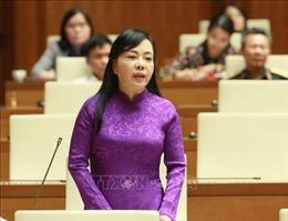 Quốc hội thực hiện quy trình phê chuẩn miễn nhiệm Bộ trưởng Nguyễn Thị Kim Tiến