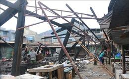 Bài học '4 tại chỗ' trong vụ chữa cháy chợ Phước Long