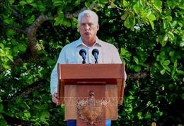 Chủ tịch Cuba chỉ trích diễn văn của Mỹ tại Liên hợp quốc