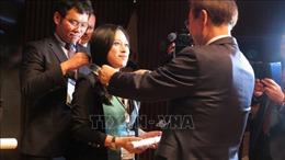 Nữ công dân Việt Nam đầu tiên được vinh danh 'Công dân danh dự Seoul'