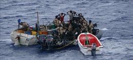 Cướp biển bắt cóc 9 thủy thủ ngoài khơi Benin