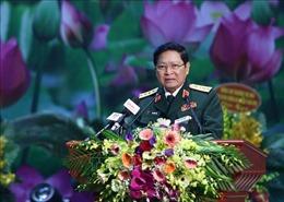 Trao Huân chương cao quý tặng các tập thể, cá nhân Quân đội nhân dân Lào