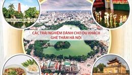 Du khách có thể trải nghiệm gì ở Hà Nội - top 50 thành phố đẹp nhất thế giới?