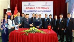 Hội nghị lần thứ 18 diễn đàn các Trường Đại học Hàng hải và đánh cá châu Á