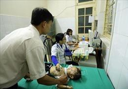Khám sàng lọc miễn phí bệnh tim bẩm sinh cho trẻ em tại Điện Biên