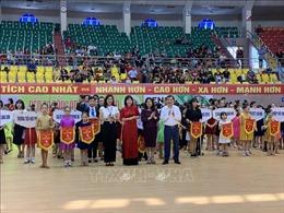 726 vũ công dự Giải khiêu vũ thể thao toàn quốc tại Hải Dương