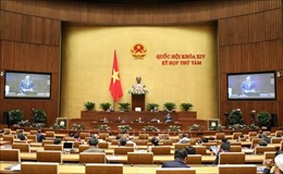 Kỳ họp thứ 8, Quốc hội khóa XIV: Chất vấn 4 nhóm vấn đề lớn trong tuần làm việc thứ 3