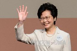 Trưởng Đặc khu Hong Kong (Trung Quốc) kêu gọi người dân tích cực đi bỏ phiếu