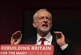 Lãnh đạo Công đảng Anh công bố cương lĩnh tranh cử