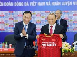 Gia hạn hợp đồng 3 năm với huấn luyện viên trưởng Park Hang-seo