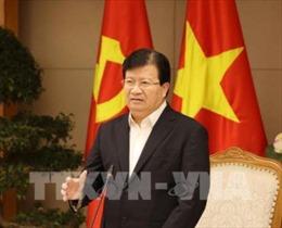 Phó Thủ tướng Trịnh Đình Dũng tiếp Tổng Giám đốc Công ty Gen X Energy