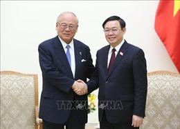 Mối quan hệ đối tác chiến lược sâu rộng Việt Nam - Nhật Bản