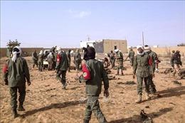 IS nhận gây ra vụ tấn công đẫm máu khiến 53 binh sĩ Mali thiệt mạng