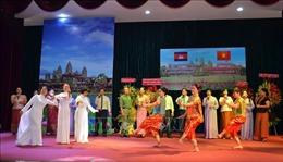 Kỷ niệm 66 năm Ngày Quốc khánh Vương quốc Campuchia tại TP Hồ Chí Minh