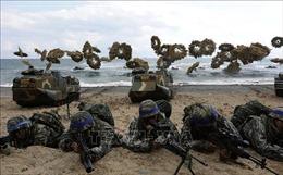Triều Tiên cảnh báo Mỹ về cuộc tập trận chung với Hàn Quốc