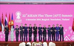 Thủ tướng Nguyễn Xuân Phúc dự Hội nghị Cấp cao ASEAN+3 lần thứ 22