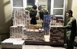 Thu giữ 5.700 gói thuốc lá điếu nhập lậu