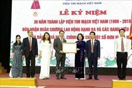 Viện Tim mạch Việt Nam kỷ niệm 30 năm ngày thành lập