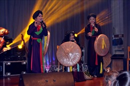 Hội hữu nghị Thụy Sĩ - Việt Nam: Giao lưu văn hóa thắm tình đoàn kết