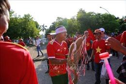 AFF Suzuki Cup 2018: CĐV Việt Nam chờ chiến thắng của thầy trò HLV Park Hang Seo