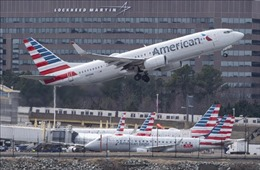 Cuộc khủng hoảng 737 MAX buộc American Airlines hạ dự báo lợi nhuận