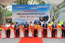 Trưng bày 223 ảnh nghệ thuật về biển, đảo Việt Nam