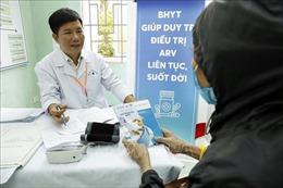 Bảo hiểm y tế chi trả chi phí thuốc ARV cho người bệnh HIV/AIDS
