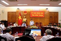 Ứng phó với bão số 9: Tất cả học sinh Bình Thuận nghỉ học ngày 24/11