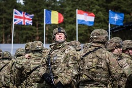 Mỹ triển khai cơ sở quân sự mới tại Estonia