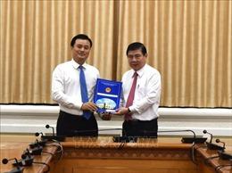 Bổ nhiệm ông Bùi Xuân Cường làm Trưởng ban Quản lý đường sắt đô thị TP Hồ Chí Minh