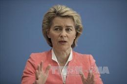 Đức thừa nhận sự hình thành quân đội chung châu Âu