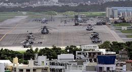 Tỉnh Okinawa cho phép trưng cầu ý dân về chuyển địa điểm căn cứ quân sự Mỹ