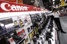 Canon Inc lần thứ hai trong năm hạ triển vọng lợi nhuận