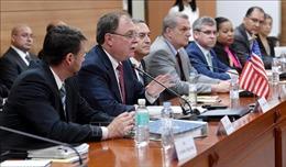 Hàn Quốc, Mỹ tiếp tục đàm phán về chia sẻ chi phí quân sự