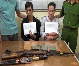 Bắt quả tang vụ mua bán trái phép 4 bánh heroin tại Sơn La