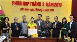Ngày Thể thao Việt Nam 27/3: Niềm tự hào của cử tạ Việt Nam