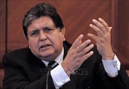 Gia đình cố Tổng thống Peru công bố bức thư tuyệt mệnh phủ nhận mọi cáo buộc tham nhũng