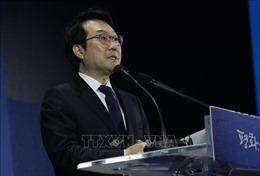 Đặc phái viên Hàn Quốc về Triều Tiên tới Mỹ
