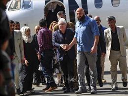 Phái viên của Liên hợp quốc gặp thủ lĩnh phiến quân Houthi