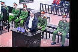 Xét xử phúc thẩm bị cáo Đào Quang Thực về tội 'Hoạt động nhằm lật đổ chính quyền nhân dân'