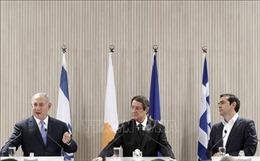 4 nước Địa Trung Hải sắp đạt thỏa thuận về tuyến đường ống khí đốt dài nhất thế giới