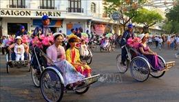 Khách tham quan Festival nghề truyền thống Huế 2019 tăng gấp 2,3 lần