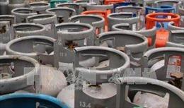 Tạm giữ hơn 1.900 vỏ bình gas có dấu hiệu lưu giữ trái phép