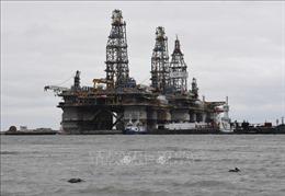 Giá dầu thế giới quay đầu giảm khoảng 4%