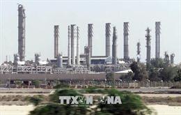 Giá dầu Brent sụt giảm 0,6% ở châu Áphiên chiều26/10