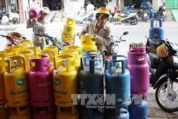 Giá gas tháng 4 tăng 583 đồng/kg