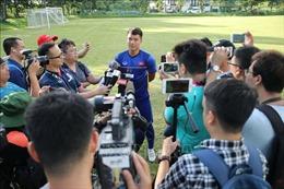 Việt Nam không 'ngán' HLV lừng danh Eriksson và dàn cầu thủ đắt giá của Philippines