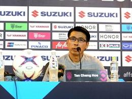 AFF Suzuki Cup 2018: HLV Malaysia thừa nhận đội bóng 'lâm thế khó'