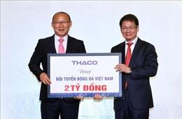 HLV Park Hang-seo dành 100.000 USD tiền thưởng làm từ thiện, phát triển bóng đá Việt Nam